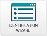 Identification wizard