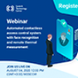 """Join us on webinar """"Automated contactless access control system with face recognition and remote thermal measurement"""""""