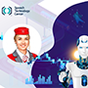 A chatbot developed by Sber for the Moscow Metro handles 88% of inquiries without a human operator