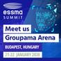 Meet us at ESSMA Summit 2020 in Budapest