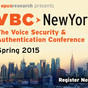 Alexey Khitrov, President of the American branch of STC (SpeechPro), to Speak at VBC 2015 on May 5th in NYC