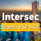 Meet us at INTERSEC 2019 in Dubai!