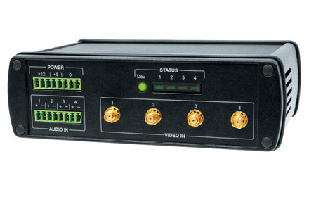 AVIDIUS BOX Multi-Channel Audio/Video Recorders