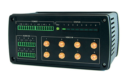 AVIDIUS BOX Multi-Channel Audio/Video Recorders
