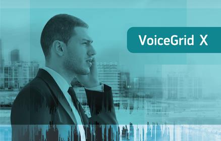 VoiceGrid™ X
