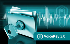 VoiceKey: VOICE VERIFICATION SOFTWARE
