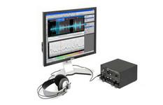 Audio/speech signal analysis IKAR Lab